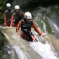 canyoning annecy